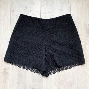 Tina Turk Lace shorts